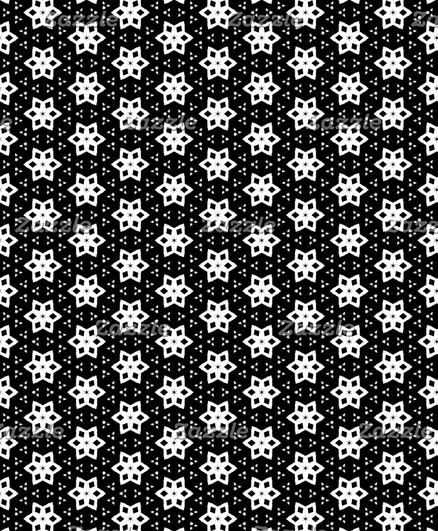 Black & White Patterns | Hexagons IV