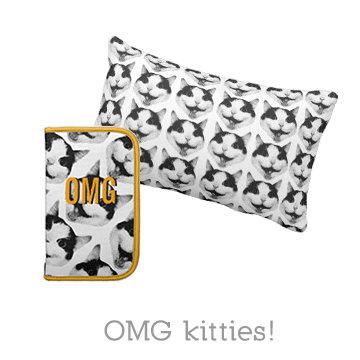 OMG kitties!