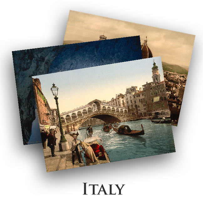 ~ Italy