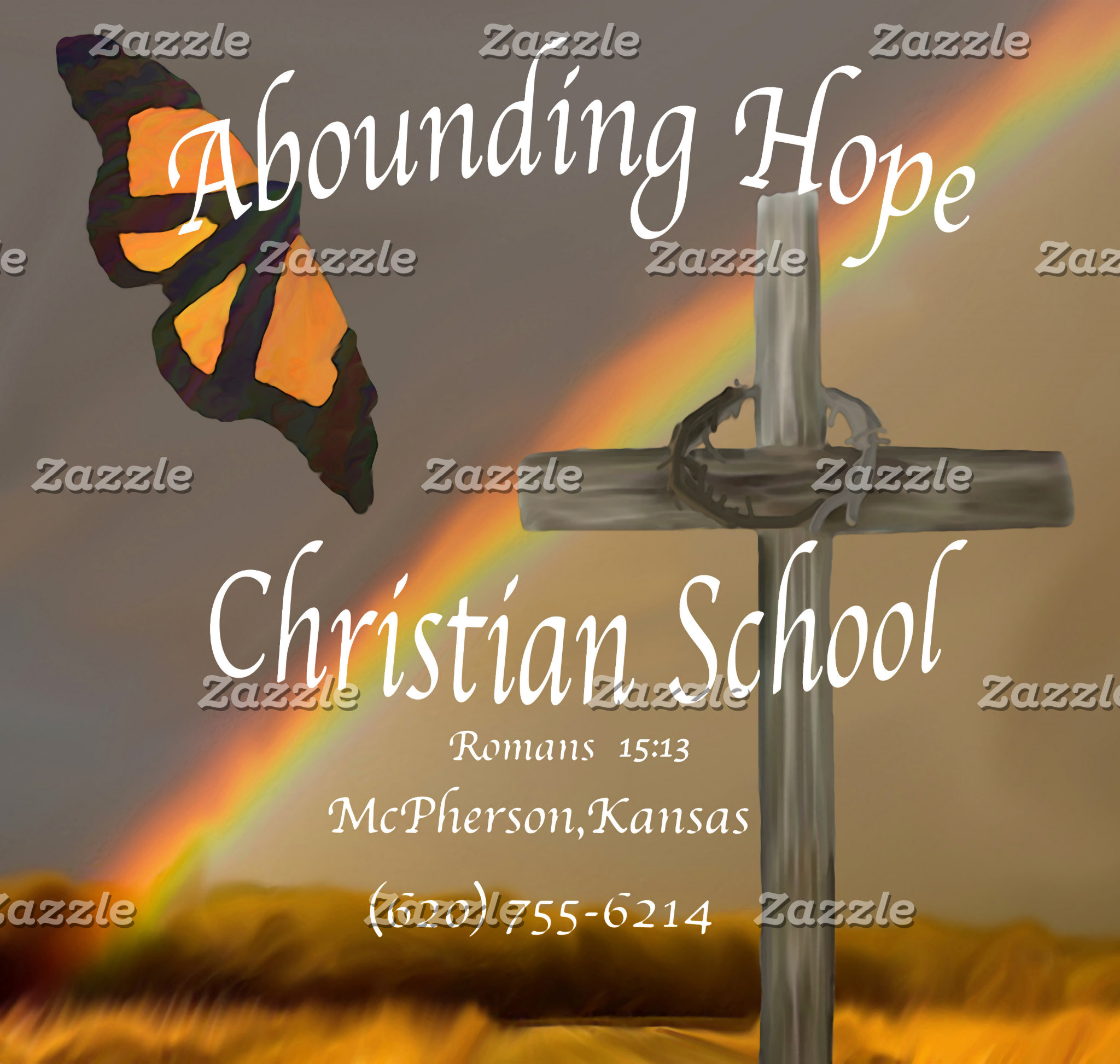 Abounding Hope