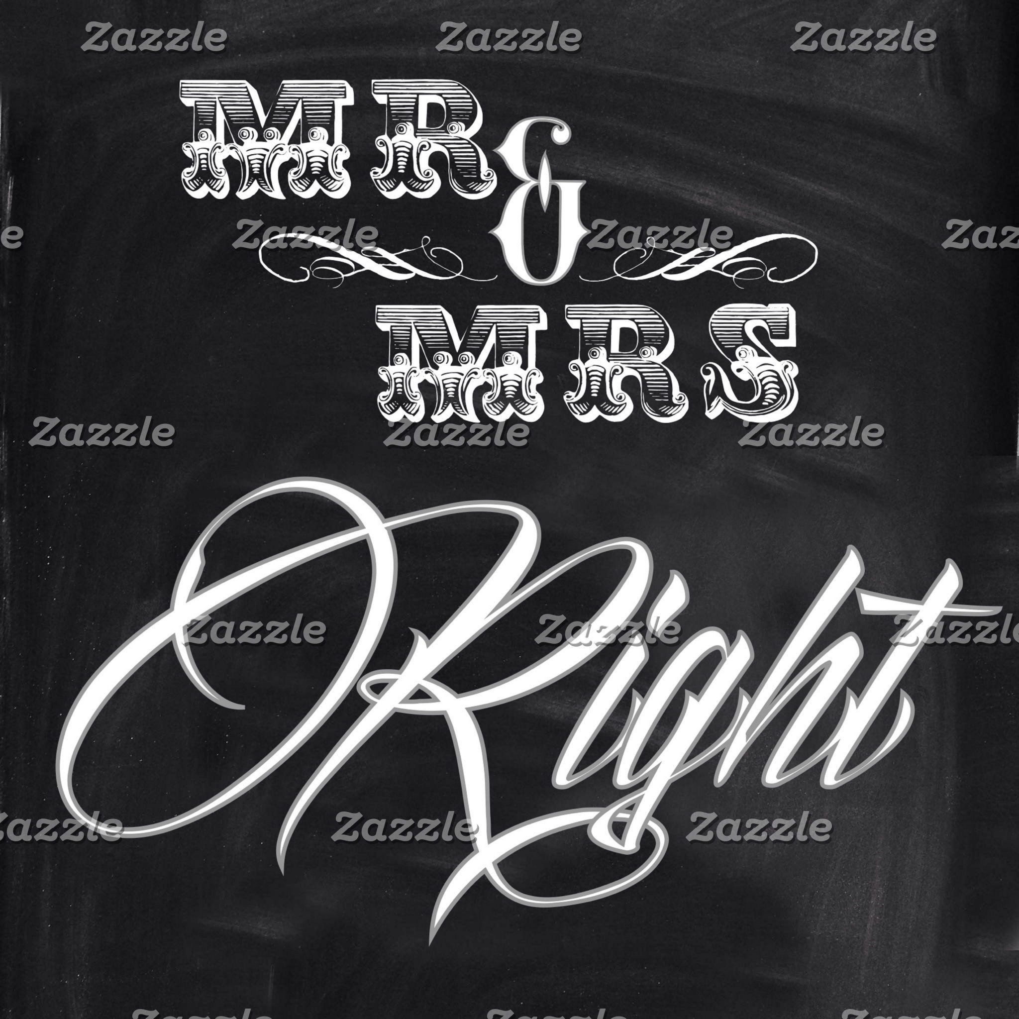 Mr and Mrs Gifts