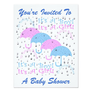 It's Raining Babies Baby Showers Collection