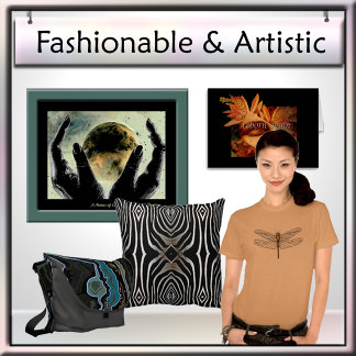 Fashionable and Artistic