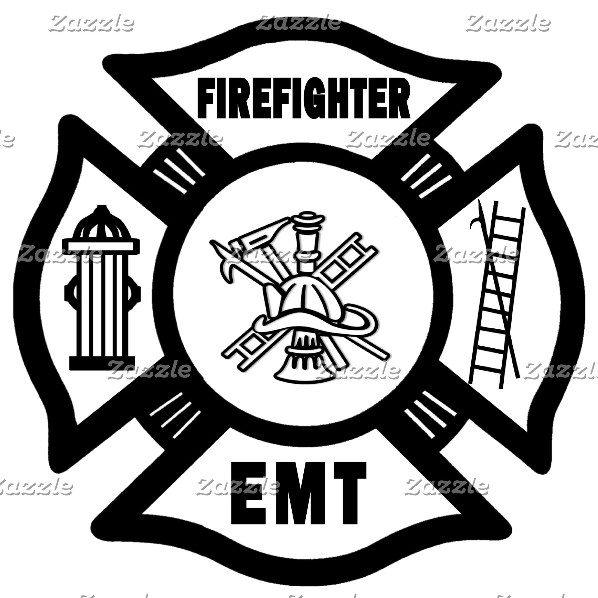 Fire Fighter EMT Maltese