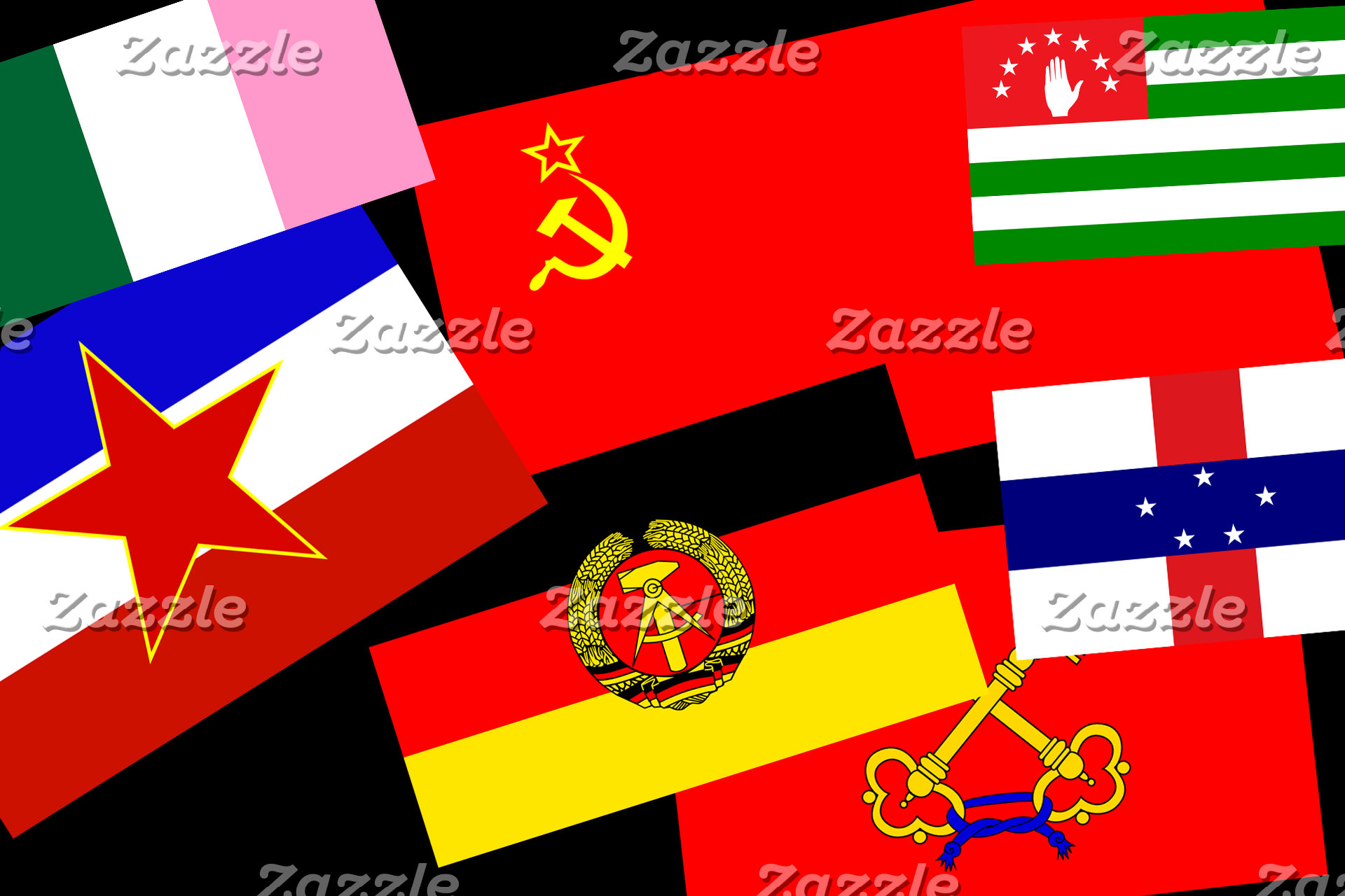 Historical flags