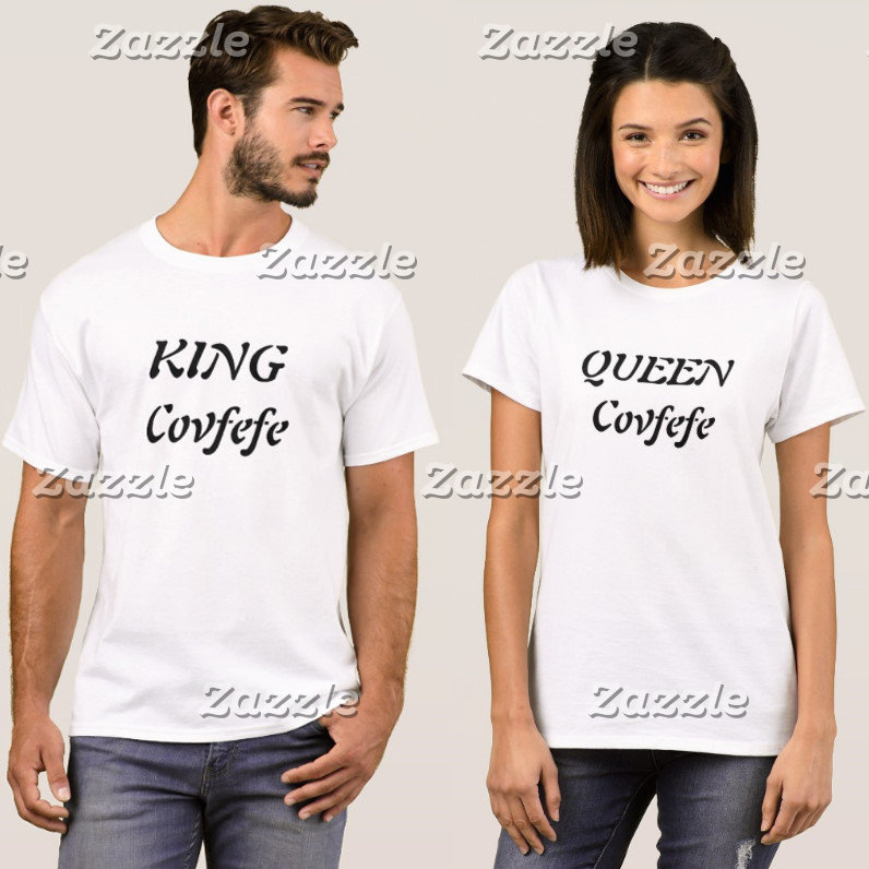 KING & QUEEN COVFEFE