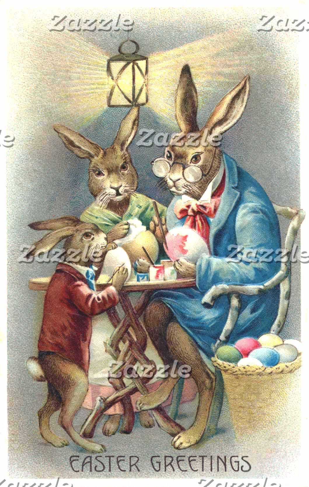 Vintage Easter Designs