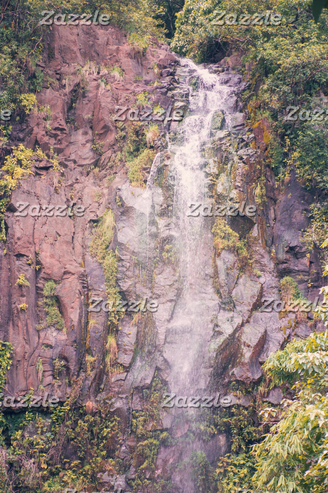 Waterfalls & Rivers