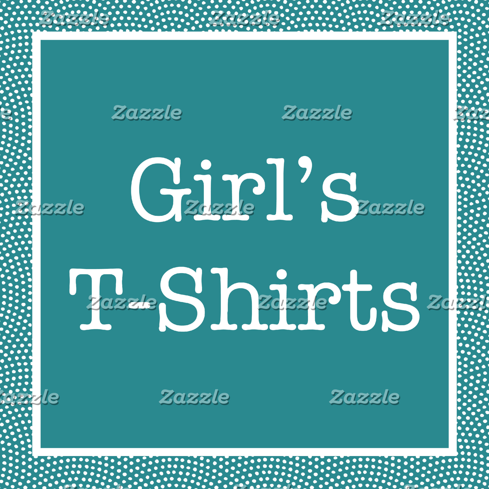 Girl's T-Shirts