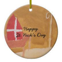 St. Nick's Day Sinterklaas