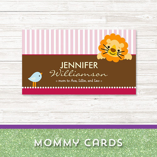 Mommy Calling Cards