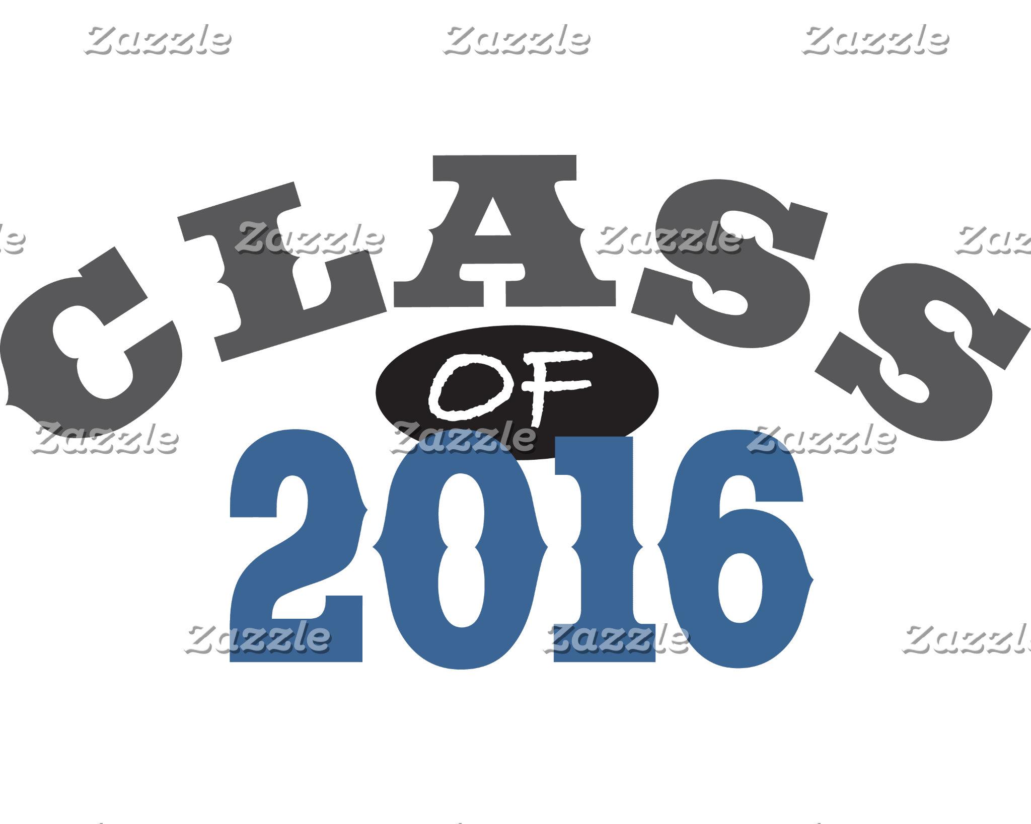 Graduation Class of 2016 2017 2018
