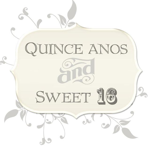 Quinceanera | Sweet 16