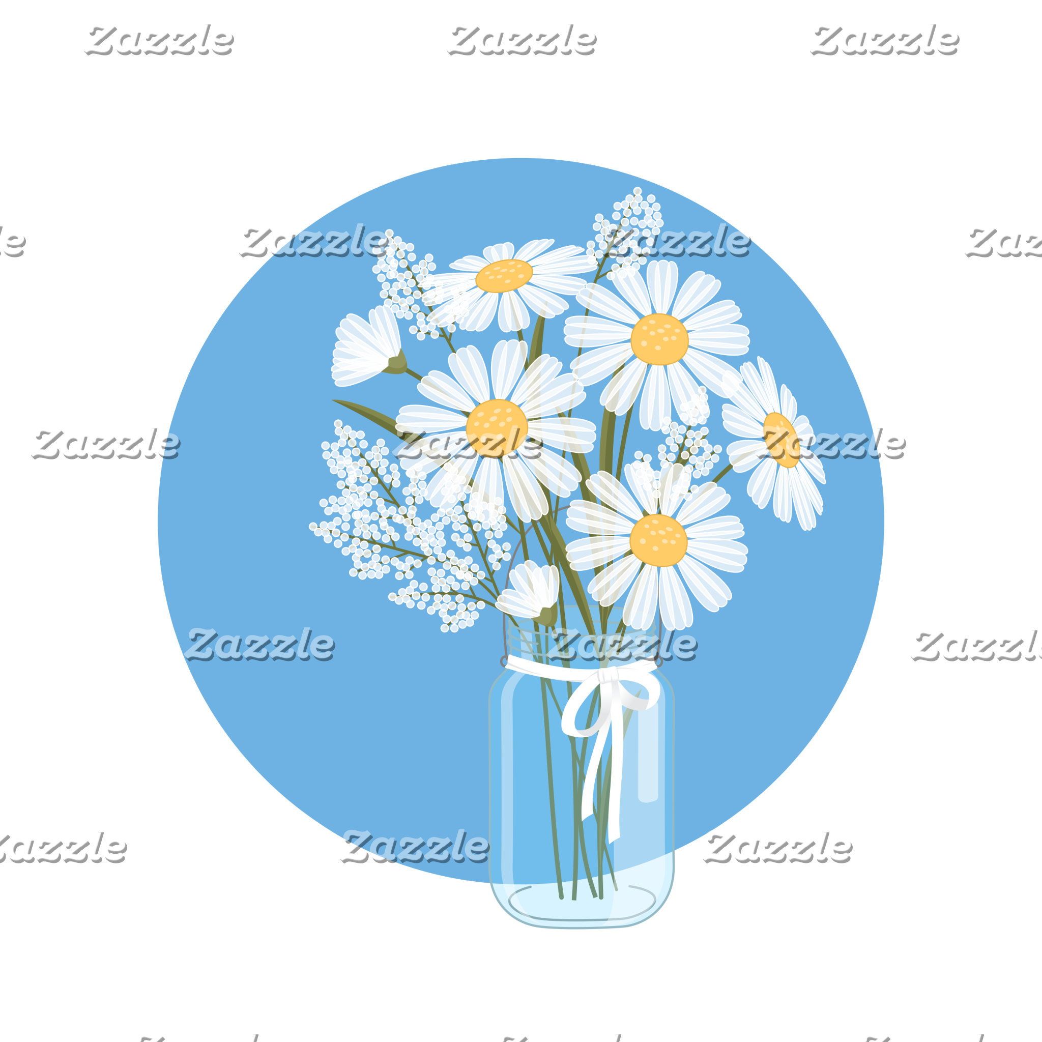 Wedding Daisies