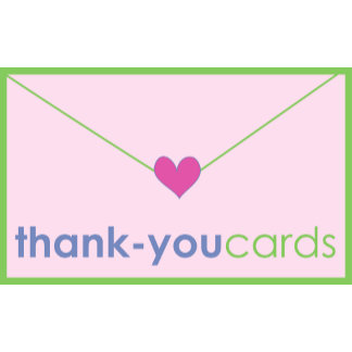 Baby Thank-you Cards
