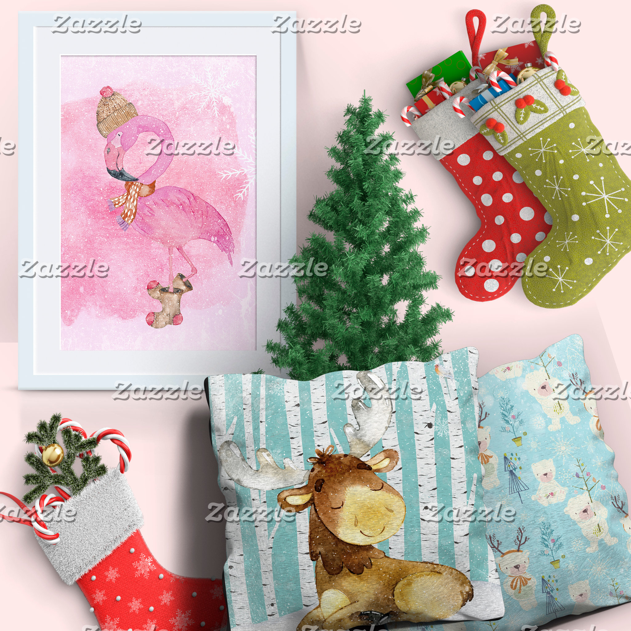 ALL CHRISTMAS GIFTS, CARDS AND XMAS DECORATION