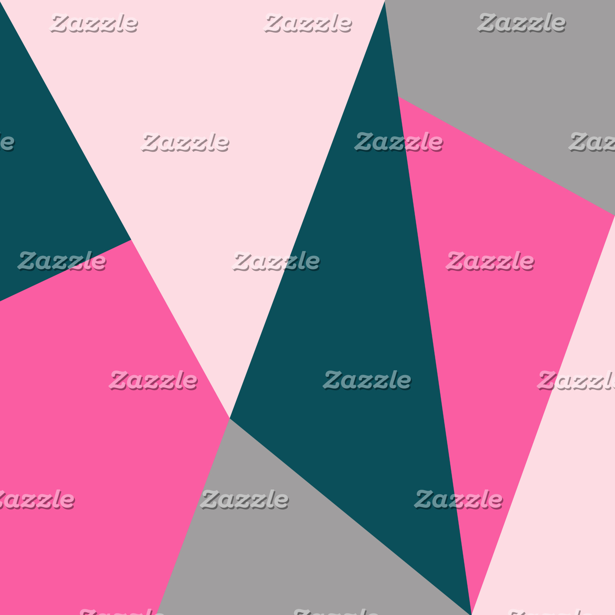 PinkGreenGeometric