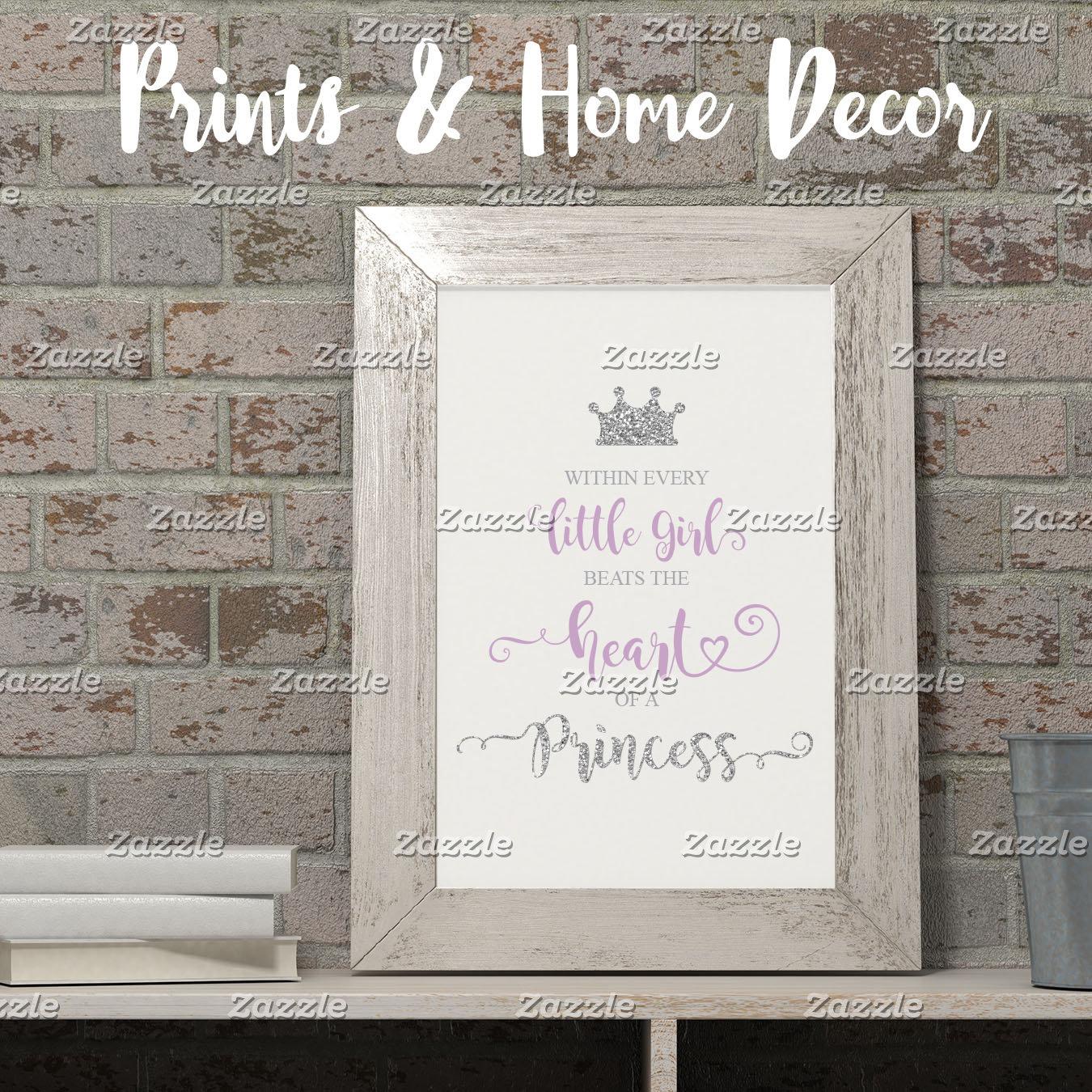 Prints & Home Decor