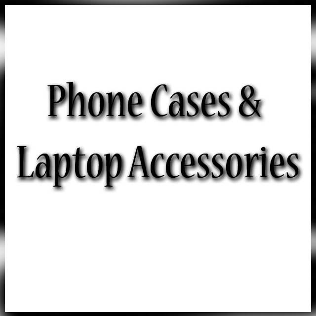 Phone Cases & Laptop Accessories