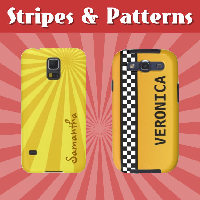 Stripes & Patterns