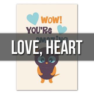 Love/ Heart Designs