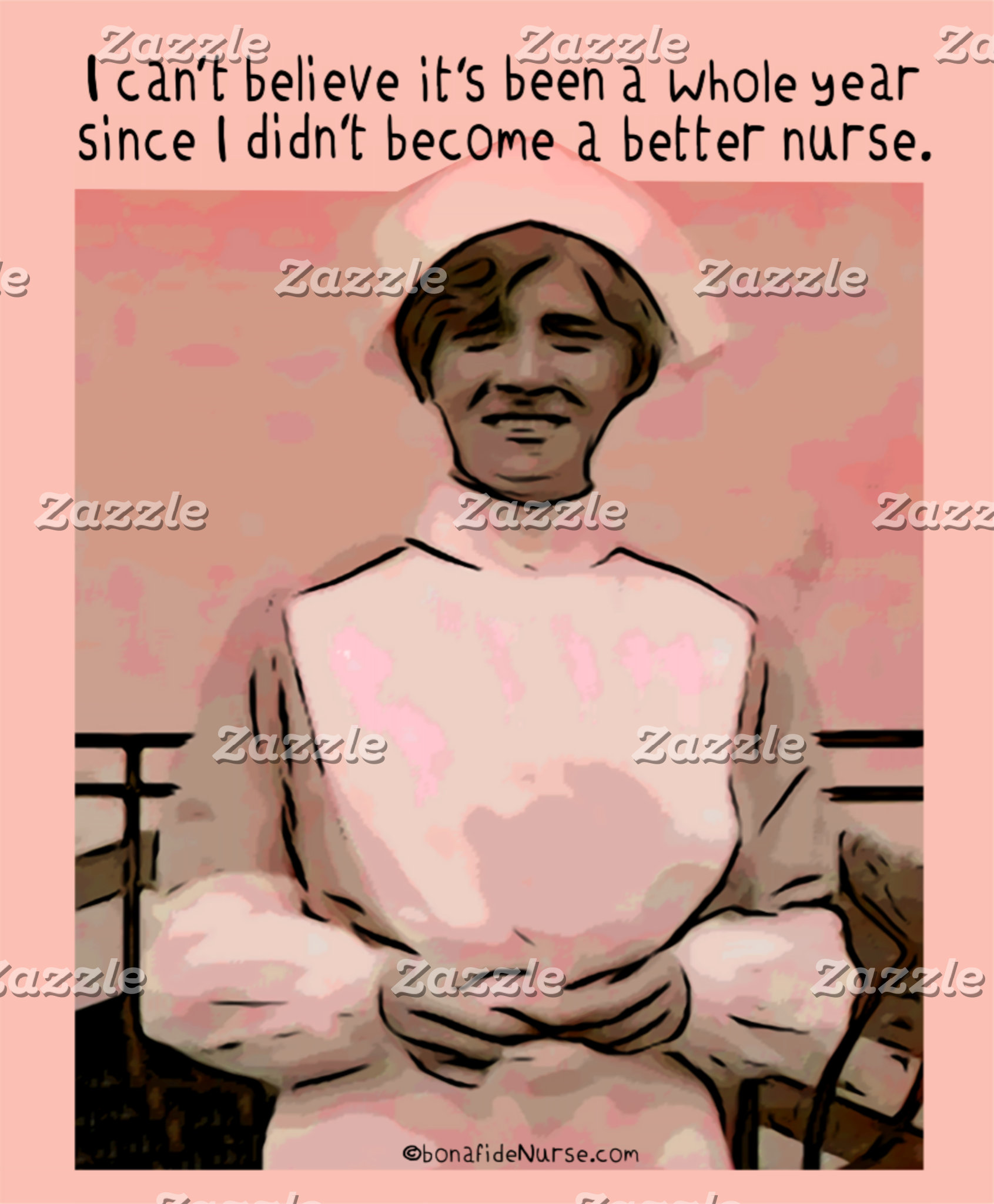 I Can not believe I Did not Become a Better Nurse