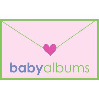 Baby Photo Binders