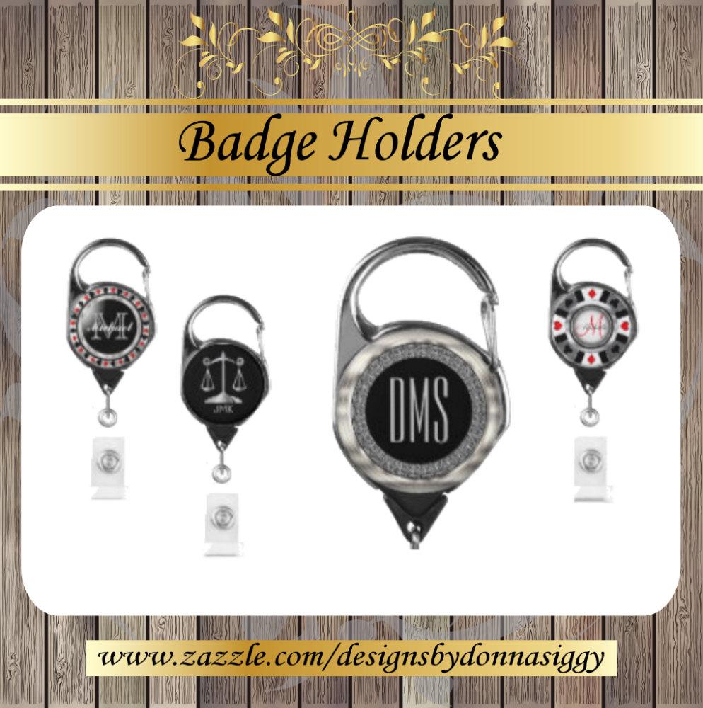 Badge Holders