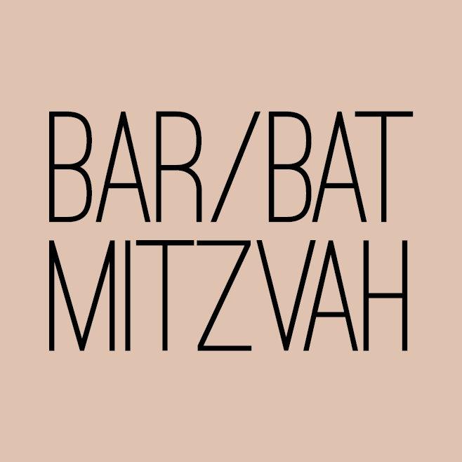 Bar/Bat Mitzvah