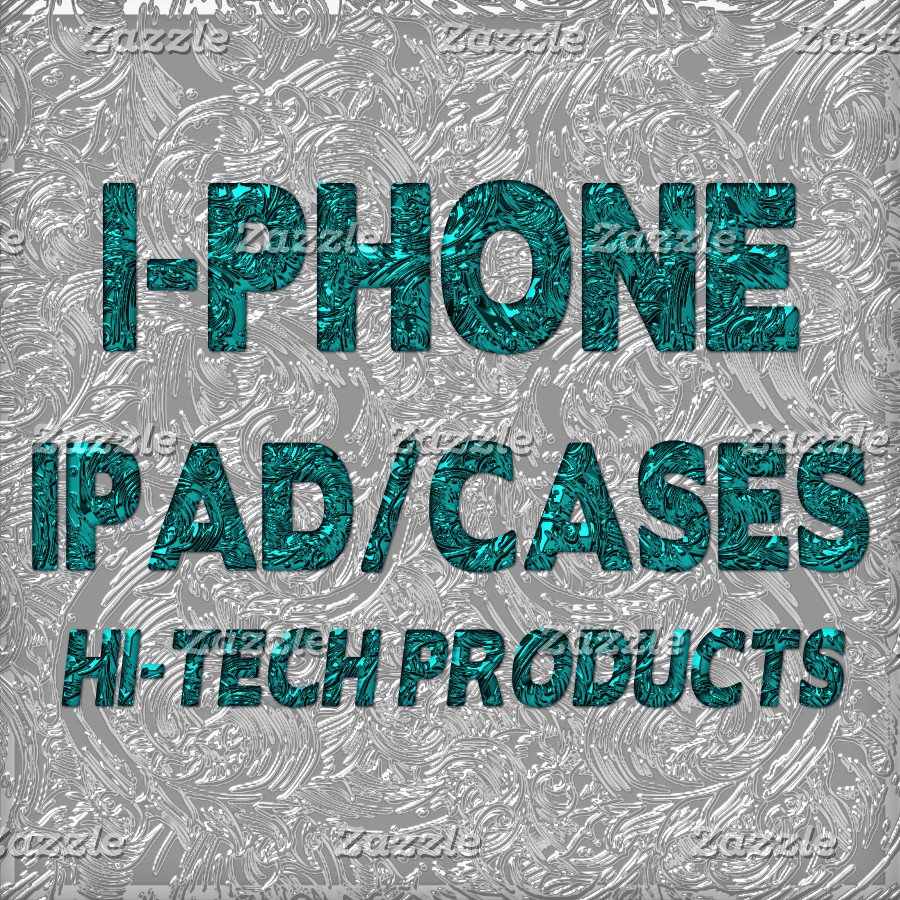 I-PHONE/I-PAD CASES - TECH Products