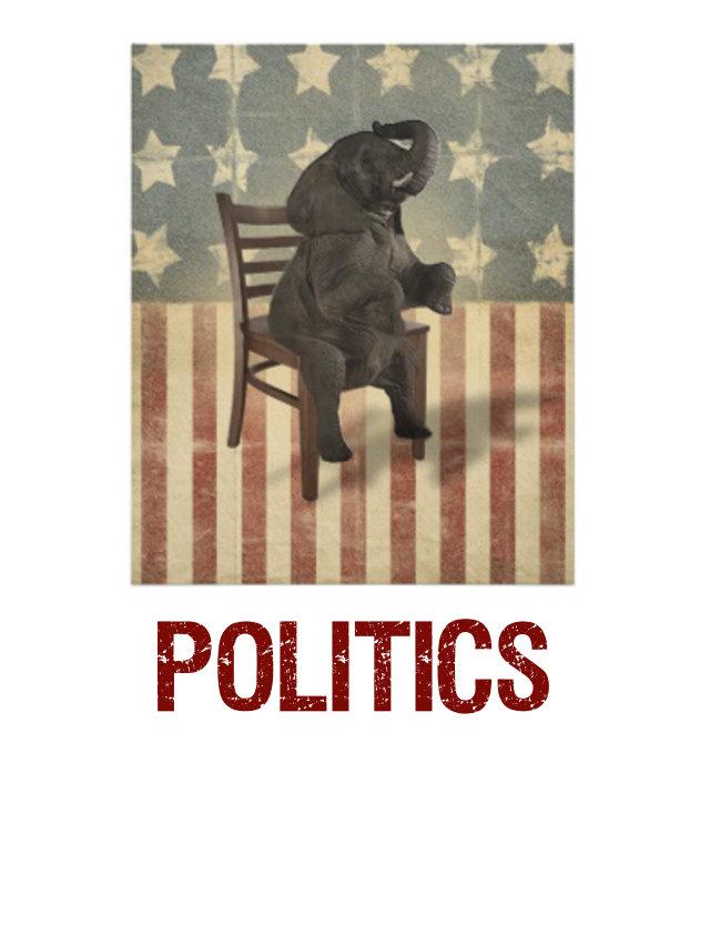 a) political