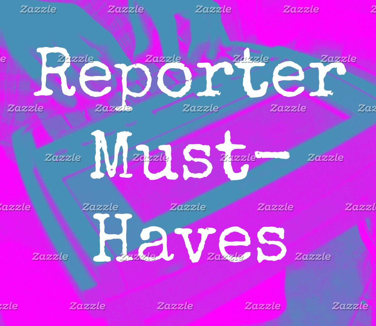 Reporter Essentials
