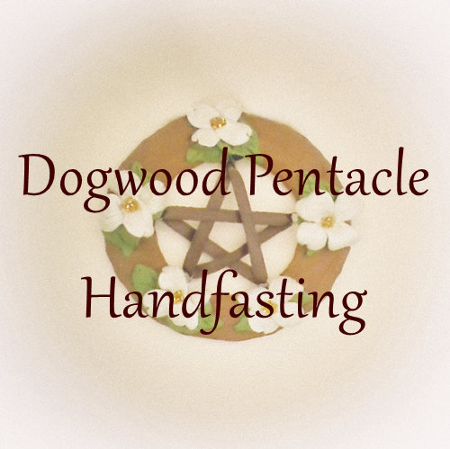 Dogwood Pentacle Handfasting