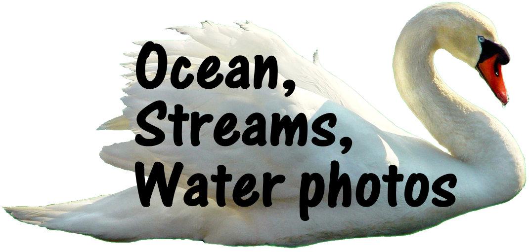 Ocean, Streams, Water photos