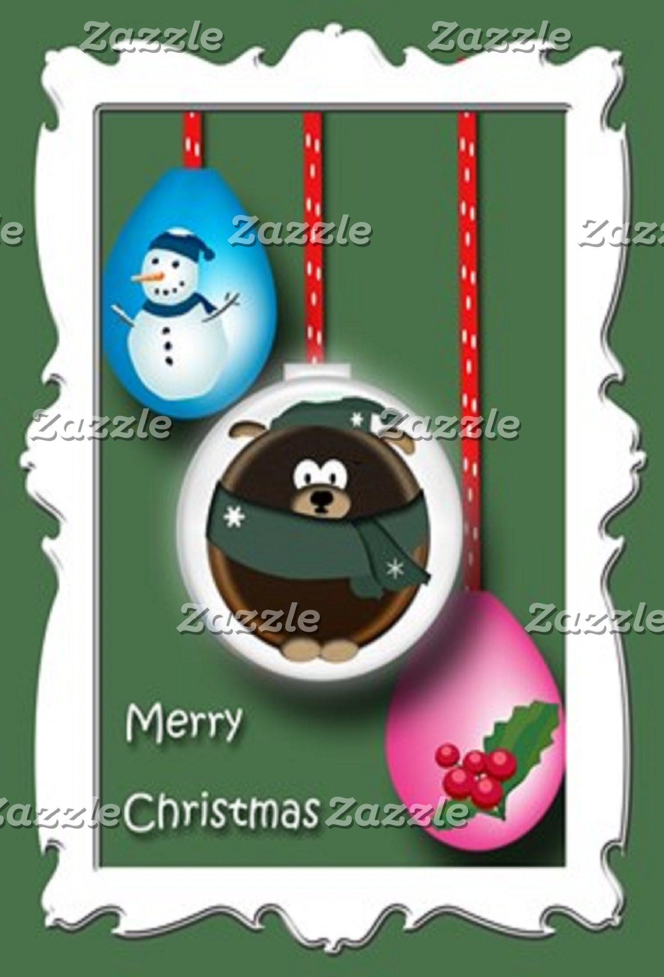 All new Christmas stuff