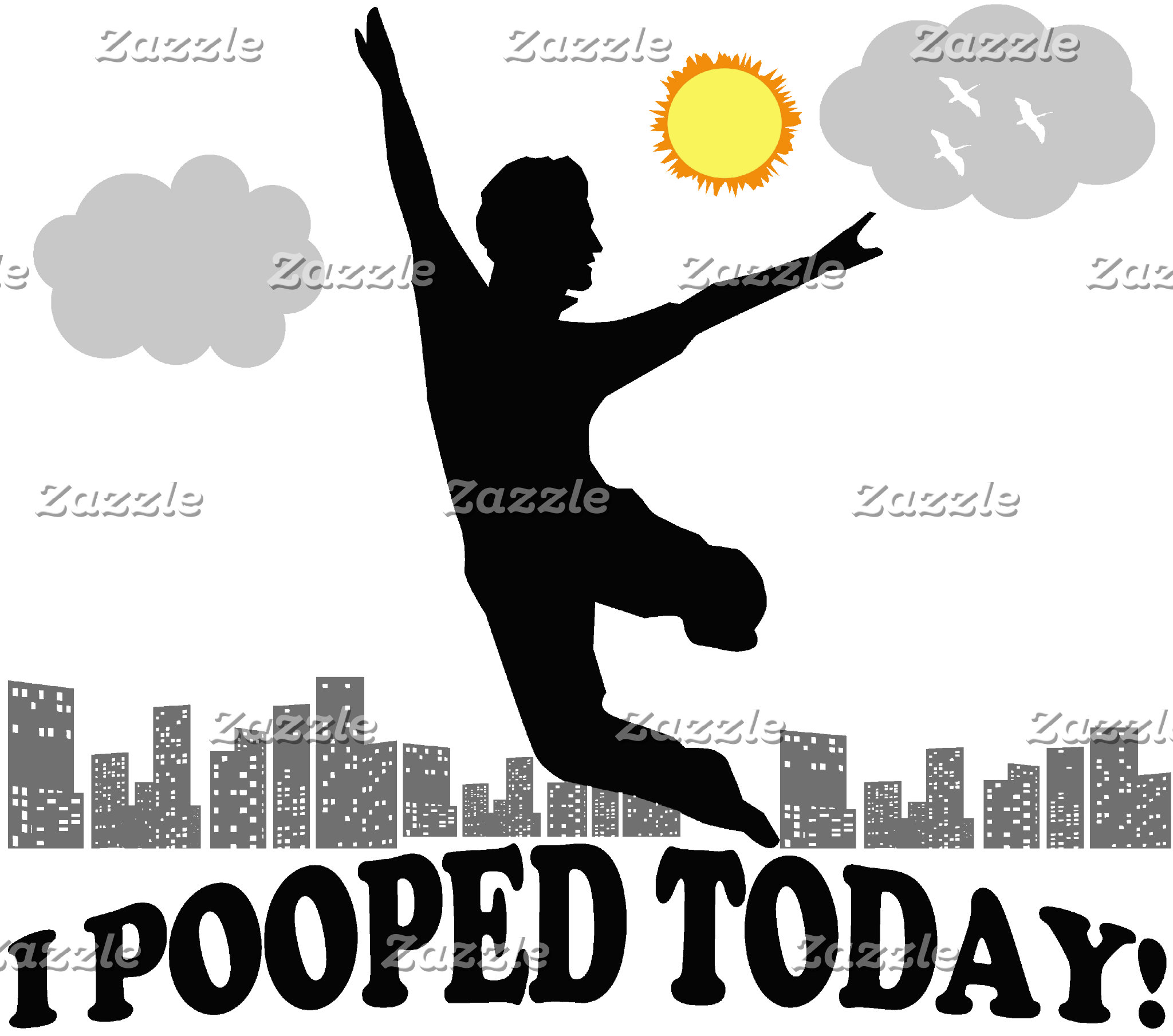 I Pooped Today!