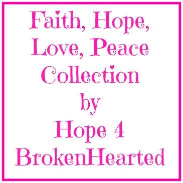 Faith, Hope, Love, Peace Collection