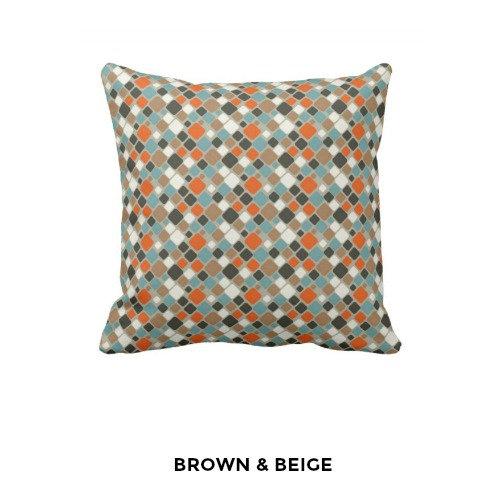 Brown & Beige