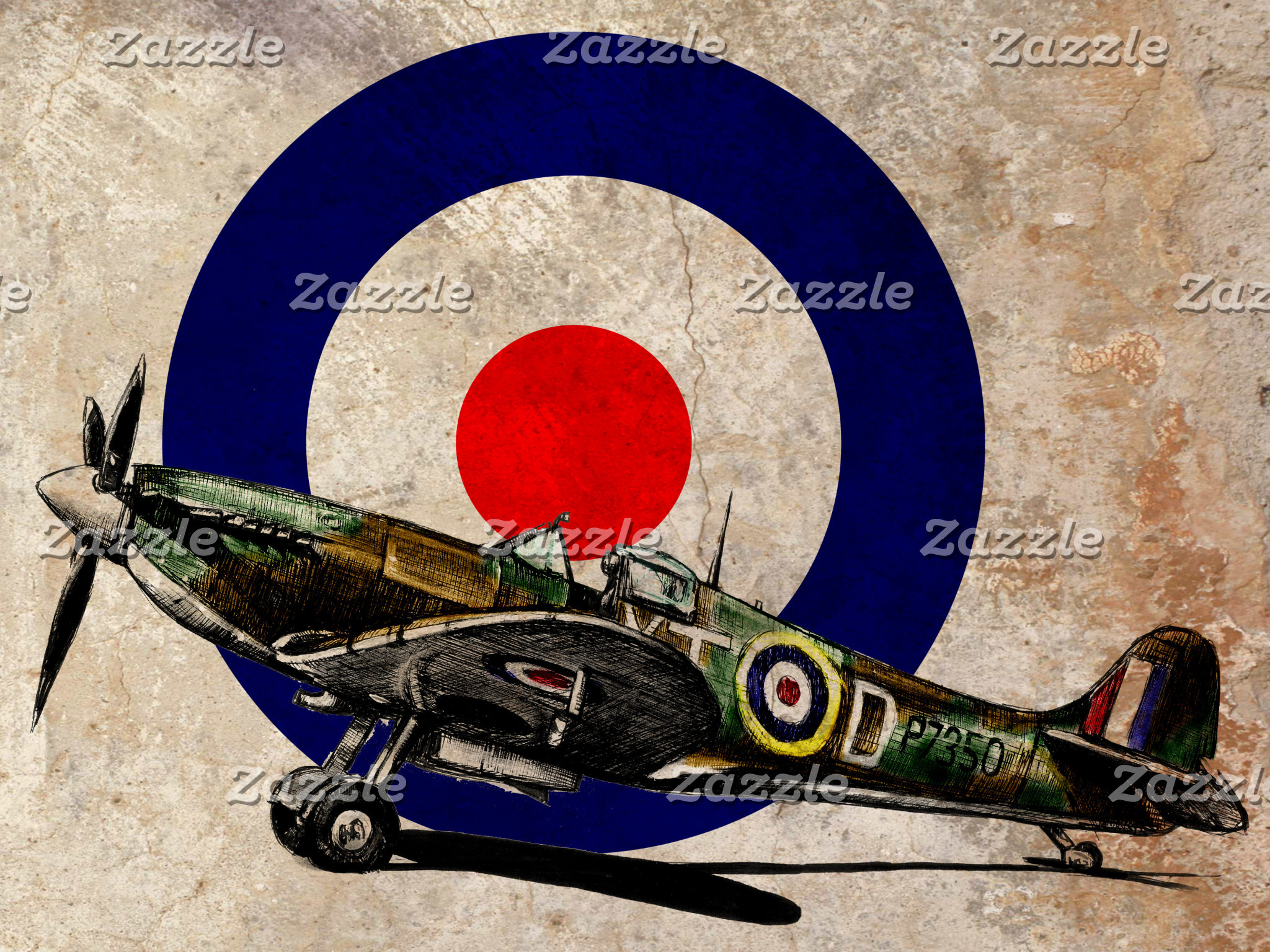 Spitfire World War 2 Fighter Plane