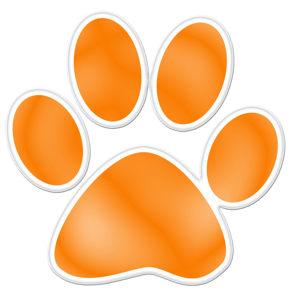 ANIMALS - PAW PRINTS