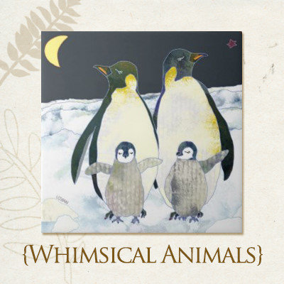 Whimsical Animals