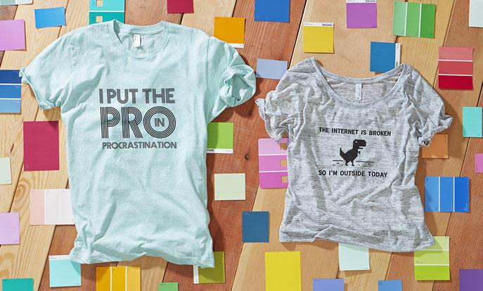 kläder & T-Shirts