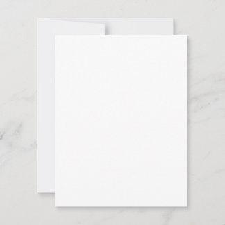 10,8 x 14 cm Flat Card