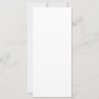 10,2 x 23,5 cm Flat Card