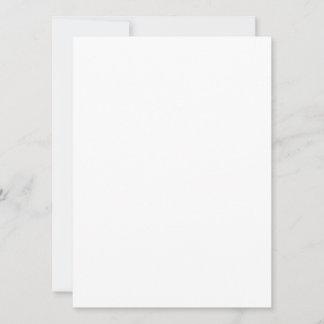 14 x 19,1 cm Flat Card
