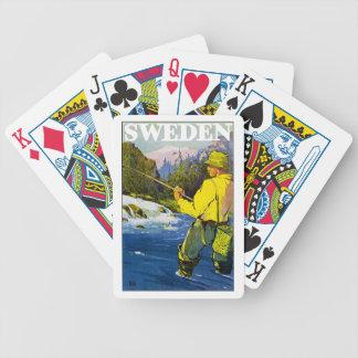 Svensk fiskare spelkort