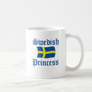 Svensk Princess Mugg