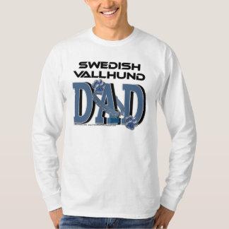 Svensk Vallhund pappa T Shirts