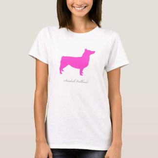 Svensk Vallhund T-tröja (anslöt rosor) Tee Shirts