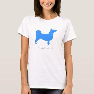 Svensk Vallhund T-tröja (naturliga blått) Tröjor